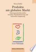 Produkte am globalen Markt