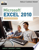 Microsoft Excel 2010  Comprehensive