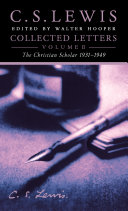 download ebook collected letters volume two: books, broadcasts and war, 1931–1949 pdf epub