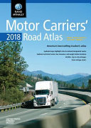 Rand McNally 2018 Motor Carriers  Road Atlas United States  Canada  Mexico