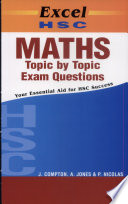 Excel HSC Maths Topic by Topic Exam Questions