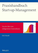 Praxishandbuch Start up Management