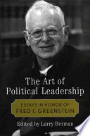 The Art Of Political Leadership