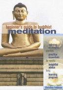 Beginner s Guide to Buddhist Meditation