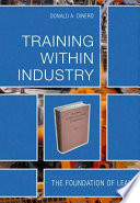Training Within Industry