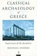 Classical Archaeology of Greece