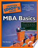 The Complete Idiot s Guide to MBA Basics