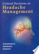 Critical Decisions In Headache Management