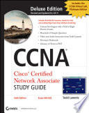 CCNA Cisco Certified Network Associate Deluxe Study Guide
