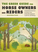 The Green Guide for Horse Owners and Riders