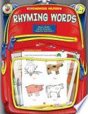 Rhyming Words  Grades PK   1