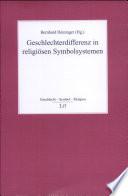 Geschlechterdifferenz in religiösen Symbolsystemen