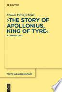The Story of Apollonius  King of Tyre