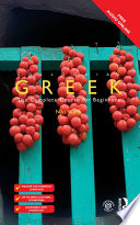 Colloquial Greek
