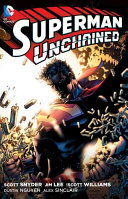 Superman Unchained  the New 52