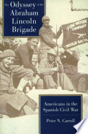 The Odyssey of the Abraham Lincoln Brigade