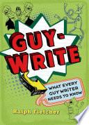Guy Write
