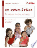 Des sciences    l   cole