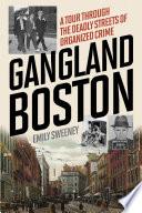 Gangland Boston