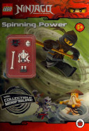 LEGO Ninjago  Spinning Power Activity Book with LEGO Minifigure