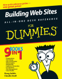 Building Web Sites All in One Desk Reference For Dummies