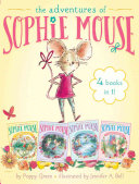 The Adventures of Sophie Mouse  4 Books in 1