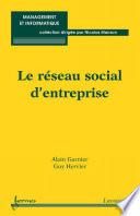 Le r  seau social d entreprise
