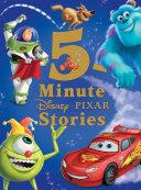 5-Minute Disney*Pixar Stories Book