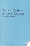 Critical Thinking In Young Children