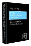 Basic International Taxation