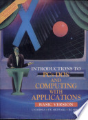 Introduction to PCS  DOS Computing with Applications