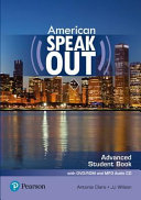 American Speakout, Advanced, Student Book with DVD/ROM and MP3 Audio CD