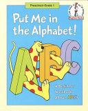 Put Me in the Alphabet