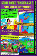 Comic Books for Kids Age 8 with Comic Illustrations