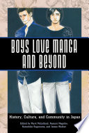 Boys Love Manga And Beyond book