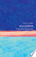 Algebra  A Very Short Introduction