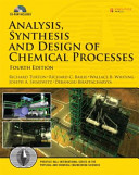 Solutions Manual for Analysis  Synthesis  and Design of Chemical Processes