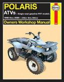 Polaris ATVs 1998 Thru 2006