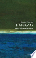 Habermas  A Very Short Introduction