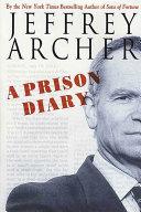 A Prison Diary book