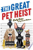 The Great Pet Heist Book PDF
