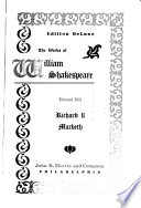 Richard II   MacBeth