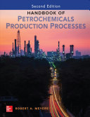 Handbook Of Petrochemicals Production Second Edition
