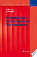 An Introduction to Computational Micromechanics
