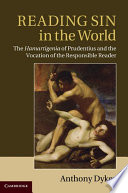 Reading Sin In The World : a christian living and writing in...
