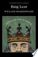 . King Lear .