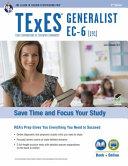 Texes Generalist Ec 6  191  W  Online Practice Tests