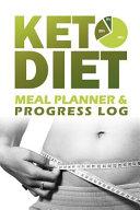 Keto Diet Meal Planner And Progress Log