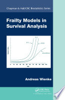 Frailty Models in Survival Analysis