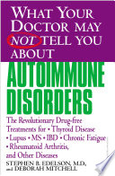 What Your Doctor May Not Tell You About Tm Autoimmune Disorders